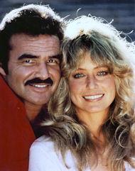 Farrah and Burt