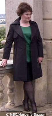 Susan Boyle Now
